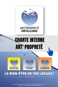 charte art propreté
