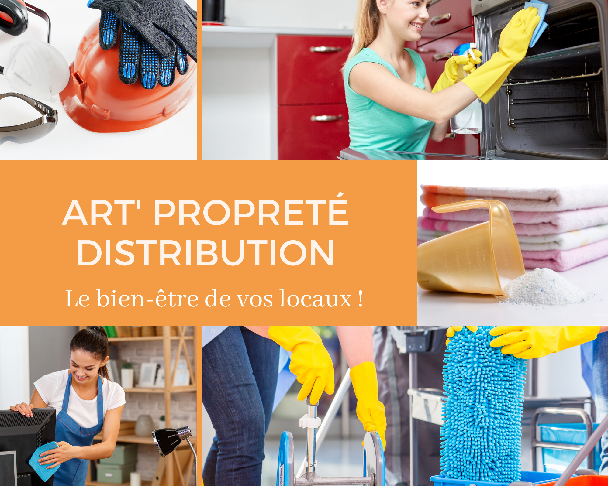 art' propreté distribution